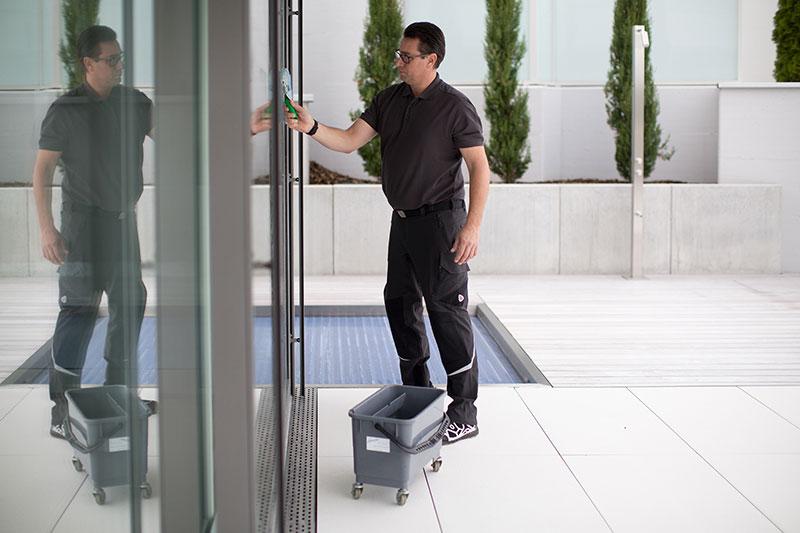 Dienstleistungen Reinigung Stöcklin Home Service